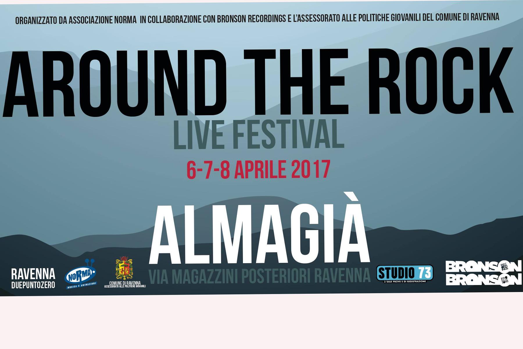 around the rock – live festival