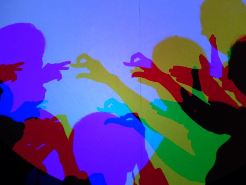 Workshop di Teatro d'Ombre all' interno dei Percorsi Formativi per Giovani Creativi 2021/21
